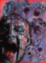 Scarlet Gospels Artwork - Rue Morgue winner