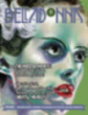 Belladonna Cover Artist Chantal Laura Handley