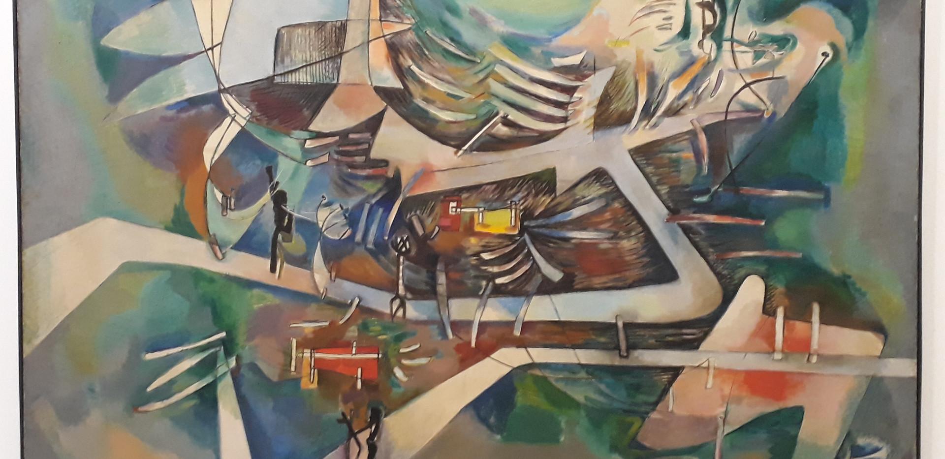 Paisaje del Almendares (1956)