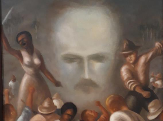 La llamada del ideal o Martí 1936