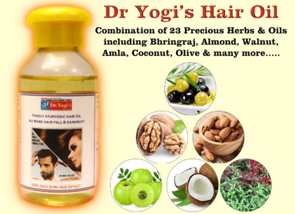 Dr Yogis Hair Care