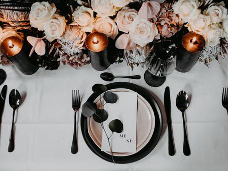 Die schönsten Farbkombis für deine Hochzeit
