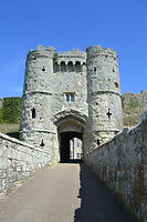 Carisbrooke Castle, Isle of Wight, taxis on Isle of wight, taxis from Carisbrooke Castle