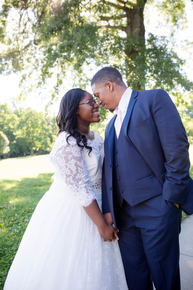Markeshia and Marcus // Wedding