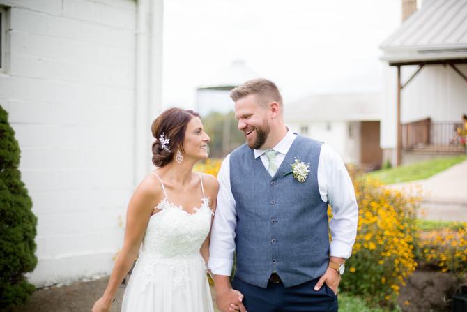 Carly and Tim // Wedding