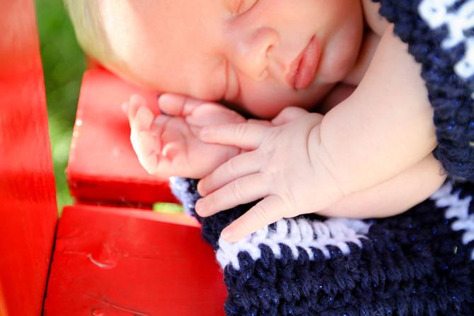 Lincoln // Newborn