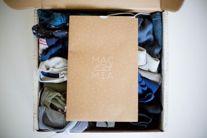 Mac and Mia // Product
