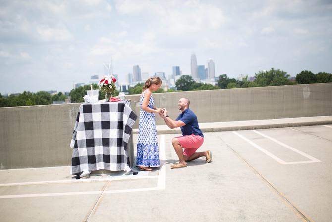 Ashley & Ward // Proposal