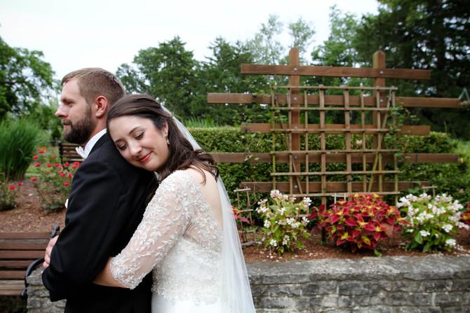 Austin and Meaghan // Wedding