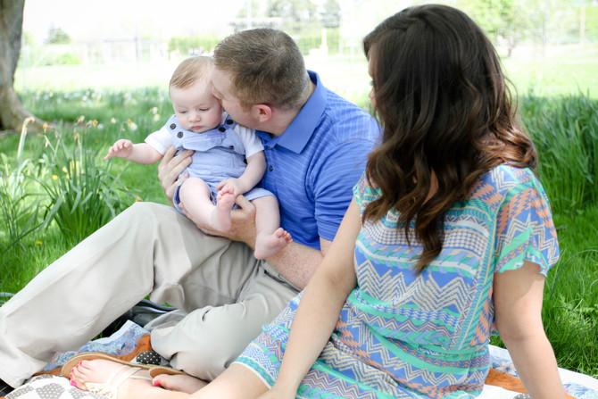 Lauren & Justin // Family