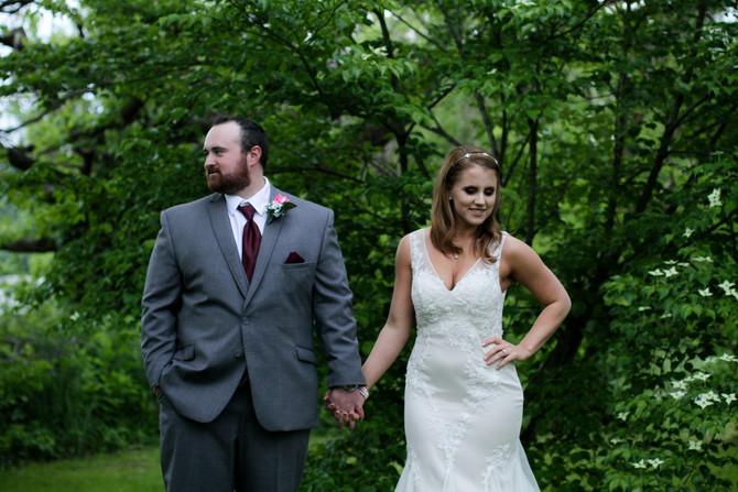 Amanda and LT // Wedding