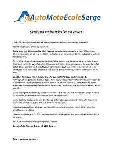 Conditions générales Auto-Moto_Ecole Serge