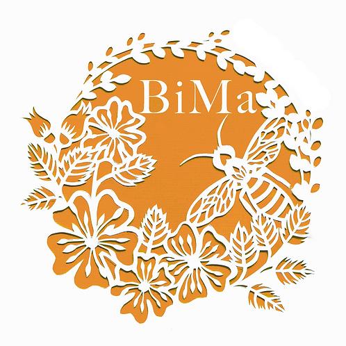 BiMa Men's Blend déodorant