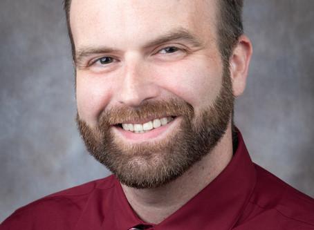 Meet WICR's Director of Engineering, Joe Boehnlein