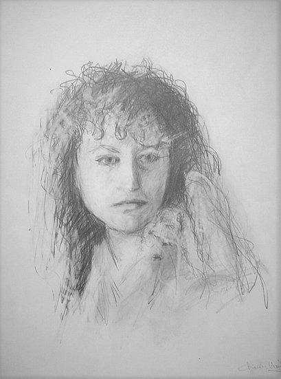 A Pencil Portrait – 'Choose a Portrait Commission'