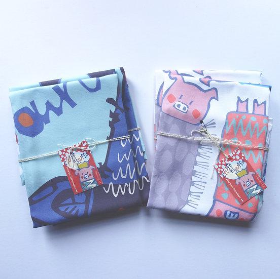 Stuff 'n' Stuffin Tea Towels