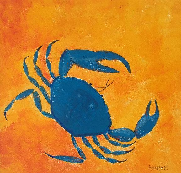 Cheerful Crabbie