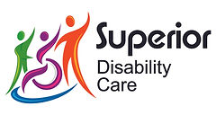 Logo - Superior Disability Care - CMYK H