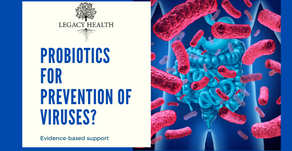 Probiotics for Protection Against Viruses?