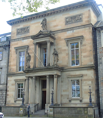 Royal College of Physicians queen street edinburgh