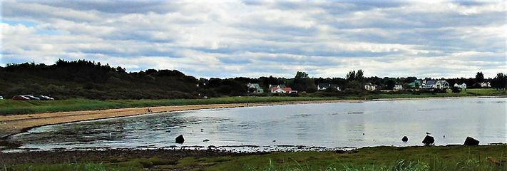 Longniddry Beach East Lothian