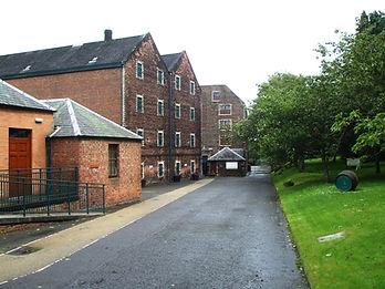 Glenkinchie Distillery Tour East Lothian