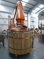 Auldhame Gin Distillery Still Auldhame N