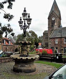 Drinking Fountain East Linton East Lothian
