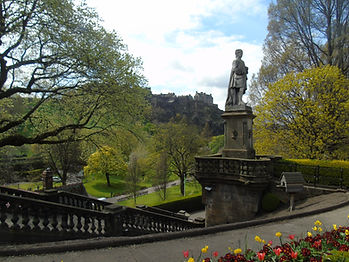 west princes street gardens edinburgh