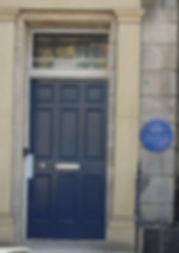 Peter Ware Higgs University of Edinburgh Office