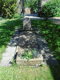Anne Rutherford  Grave Sir Walter Scott'