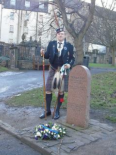 Grayfriars Bobby Grave Kirk Main Gate