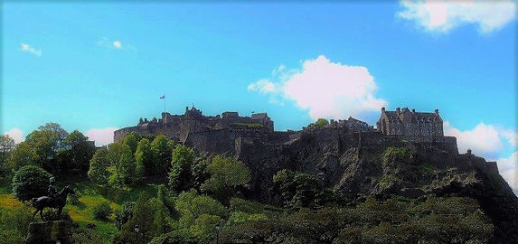 All About Edinburgh Edinbrgh Castle
