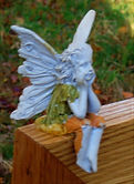 Fairy from Fairy Wood Archerfield East Lothian