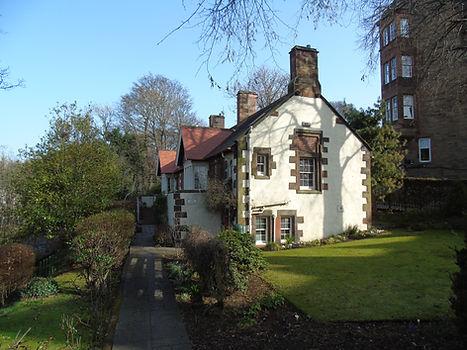 Old Coltbridge.House Edinburgh