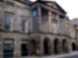 The Assembly Halls Georg Street Edinburgh