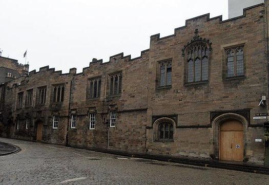 Palace of Mary of Guise Castlehill Edinburgh