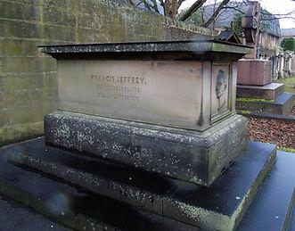 Lord Francis Jeffrey Tomb Dean Cemetery Edinburgh