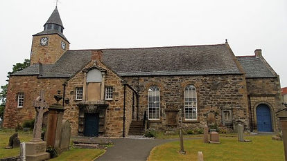 Prestongrange Parish Church Prestonpans