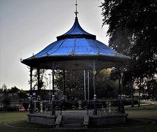Bandstand Lewisvale Park Musselburgh Eas