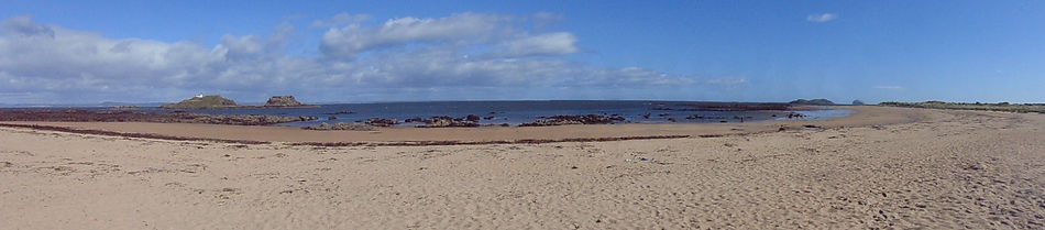 Dirleton Yellowcraigs Beach East Lothian