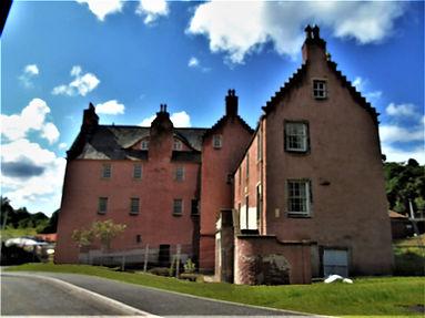 Old Craig House Colinton Edinburgh