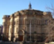 University of Edinburgh Graduation Hall