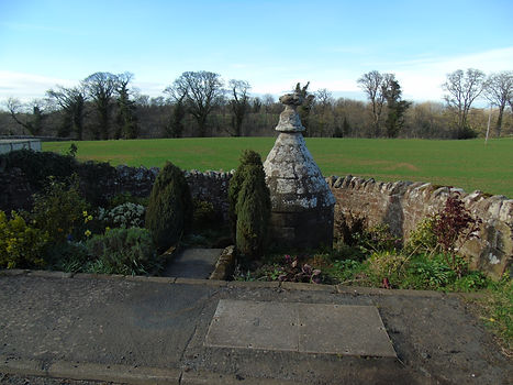 Stenton Holy Well. Stenton East Lothian