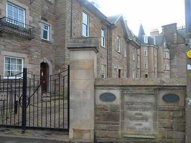 Bruntsfield Hospital Marchmont Edinburgh