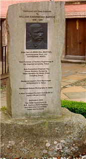 Standing Stone William Kinnimond Burton