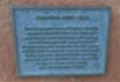John Muir Plaque Dunbar East Lothian