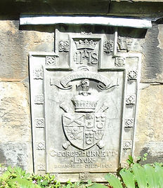 George Burnett Lord Lyon King of Arms