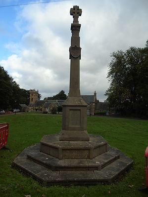 Dirleton War Memorial East Lothian