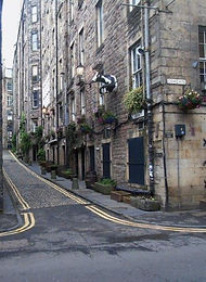 South Niddry Street Cowgate Edinburgh